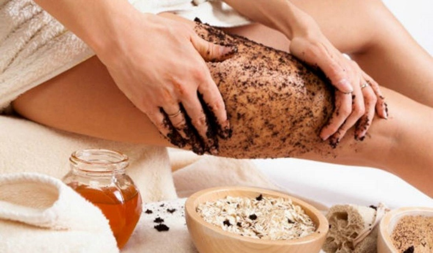 Body Scrub for Smooth and Glowing Skin