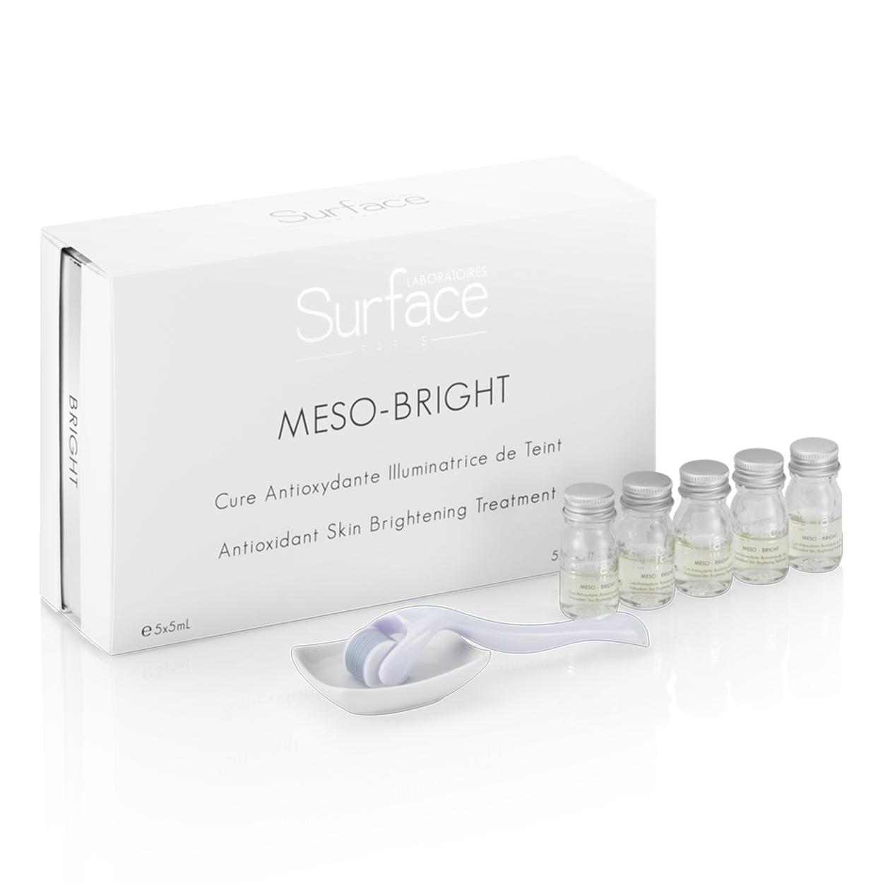 At Home Mesotherapy - MESO-BRIGHT by Laboratoires Surface-Paris