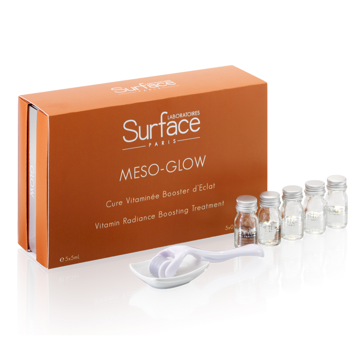 At-Home Mesotherapy - MESO-GLOW by Laboratoires Surface-Paris